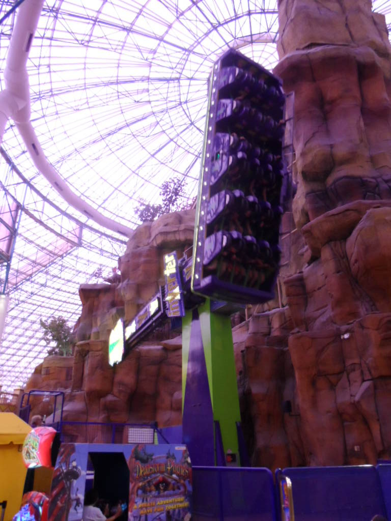 How Many Rides At Adventuredome For Kids  And Under